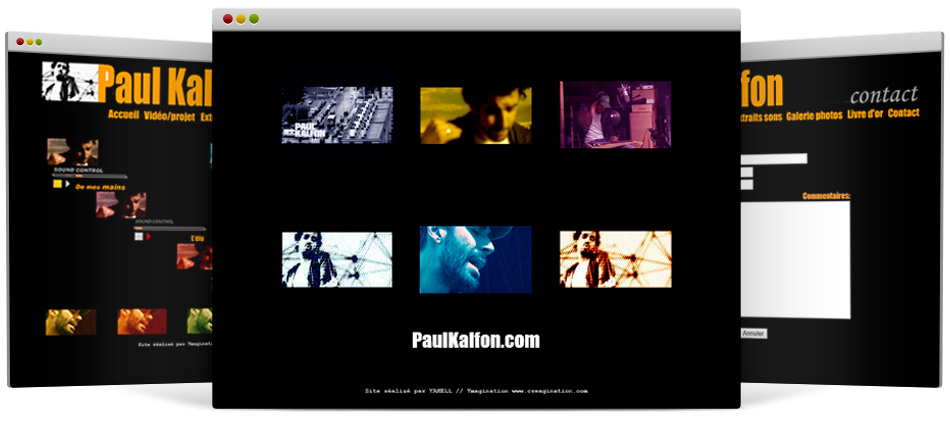 Site Paul Kalfon
