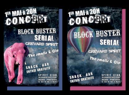 Serial Concert Rock