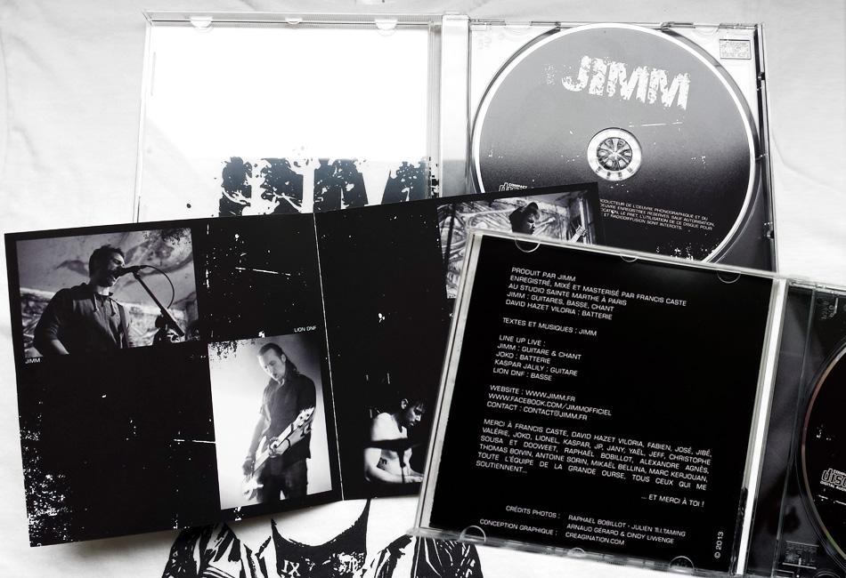 CD Jimm artiste Rock