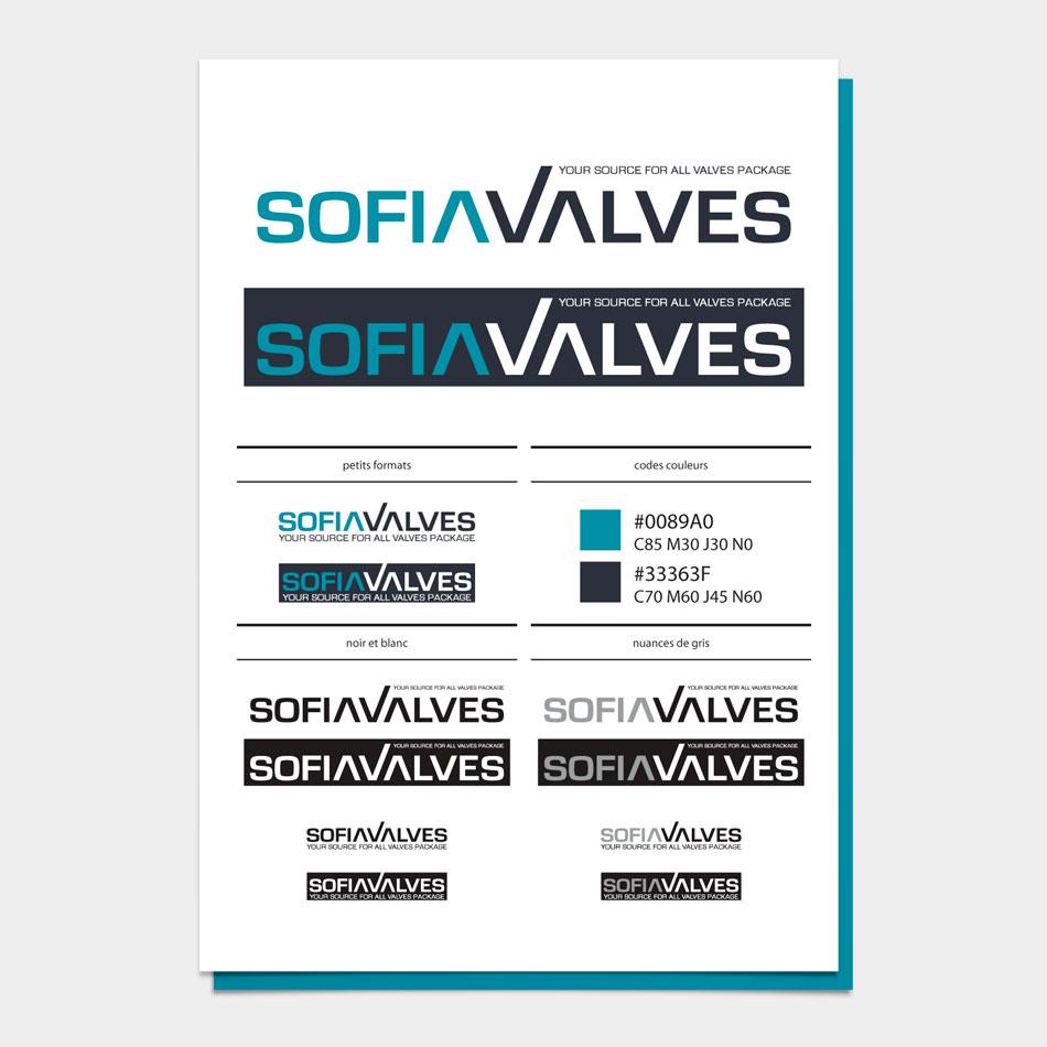 SofiaValves Logo