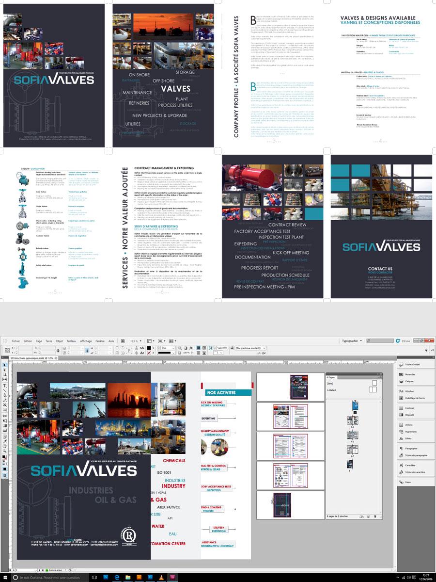 SofiaValves catalogues