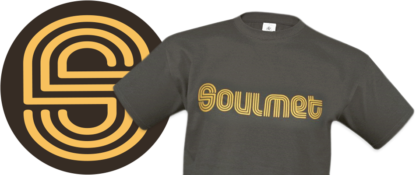 Soulmet logo Tshirt